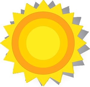 amimated sun